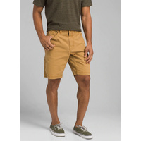 "PRANA BRONSON SHORT 11"" INSEAM EMBARK BROWN"