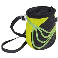 EDELRID SATURN CHALKBAG - OASIS / NIGHT (GREEN+BLUE / BLACK)