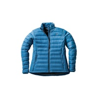 MY TRAIL CO DOWN JACKET POWDER BLUE SIZE M