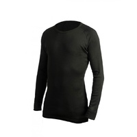 360 DEGREES PP THERMAL TOP BLK MED