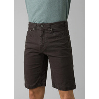 "PRANA BRONSON SHORT 11"" INSEAM CHARCOAL"
