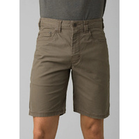 "PRANA BRONSON SHORT 11"" INSEAM MUD"