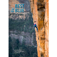 BEST OF THE BLUE CLIMBING GUIDE
