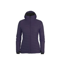 BLACK DIAMOND WOMEN'S HOT FORGE HYBRID HOODY
