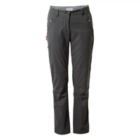CRAGHOPPERS WOMENS NL PRO STRETCH TROUSER II CHARCOAL