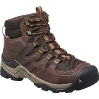 KEEN GYPSUM II MID WP COFFEE BEAN/BRONZE MIST MENS
