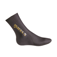MARES NEOPRENE SOCKS FLEX GOLD 3MM